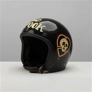 Spook, Motorcycle Helmet