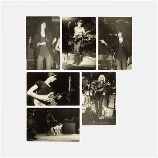Mykel Board, CBGB Photographs