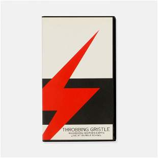 Throbbing Gristle, VHS