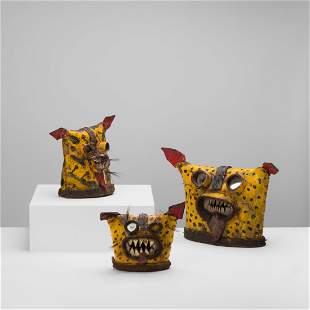 Folk Art, Zitlala Tigre Masks