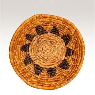 Mission Indian Basket