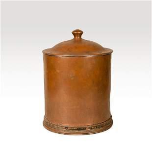 Albert Berry Copper Humidor