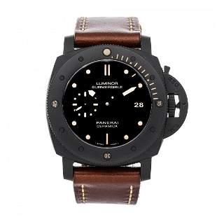 Panerai Luminor Submersible 1950 Ceramic Watch PAM 508