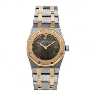 Audemars Piguet Royal Oak 26 Two-Tone Watch