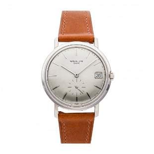 Patek Philippe Vintage Calatrava 18k Gold Watch 3445G