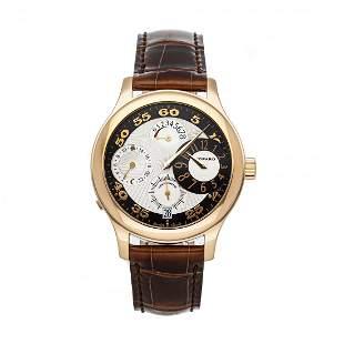 Chopard L.U.C. Regulator Rose Gold Watch 161874-5001