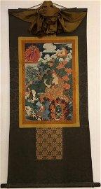 Qing Dynasty, Thangka