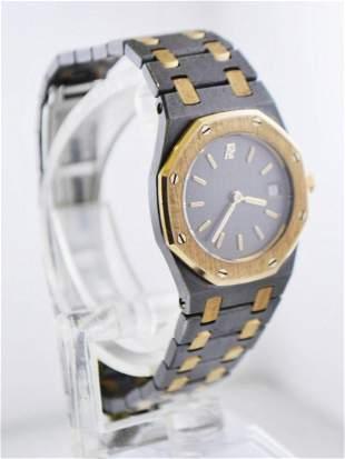 AUDEMARS PIGUET Royal Oak Wristwatch Octagonal Bezel in