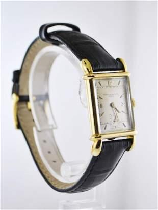 VACHERON CONSTANTIN 1950's Men's Watch 18 Karat Yellow