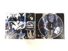 Bono Edge Pop Autograph Signed U2 Album