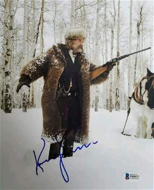 Kurt Russell Autographed Signed Photo