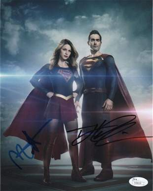Supergirl Autographed Signed Photo