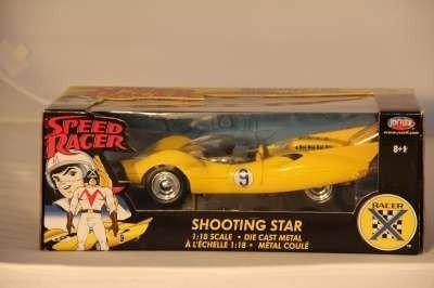 1: 1:18 SCALE RC-2 2004 SHOOTING STAR SPEED RACER DIE