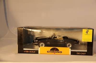 9: CHRONO DIE CAST HIO42 TRIUMPH SPITFIRE OPEN CONV. 1
