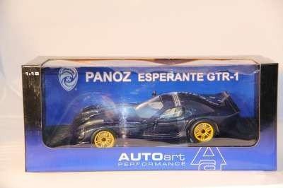 17: AUTO ART PANOZ ESPERANTE GTR-1 1:18