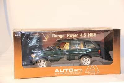 24: AUTO ART OFF ROAD DIVISION 1:18 RANGE ROVER 4.6HSE