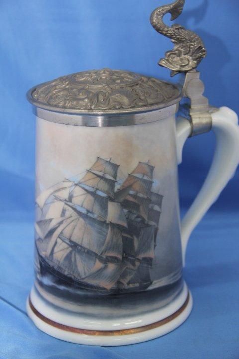 Haviland Porcelain Stein