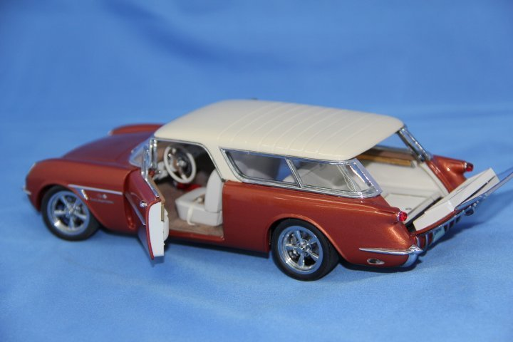 Precision Car Model