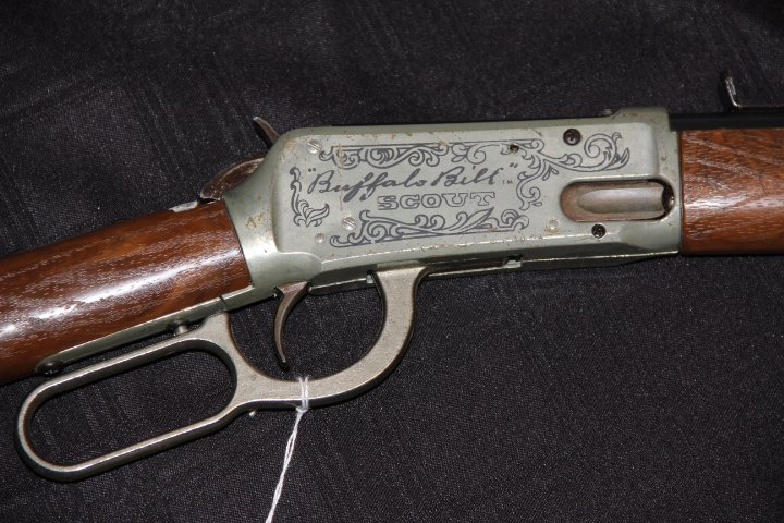 Buffalo Bill BB Gun Daisy Model 3030