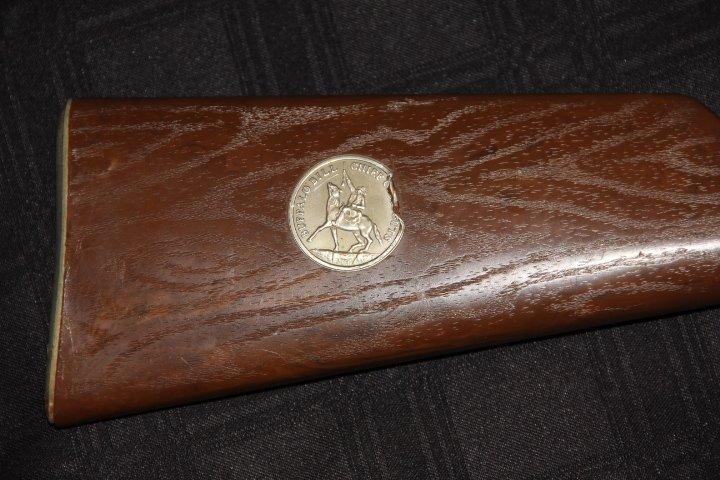 Buffalo Bill BB Gun Daisy Model 3030 - 3