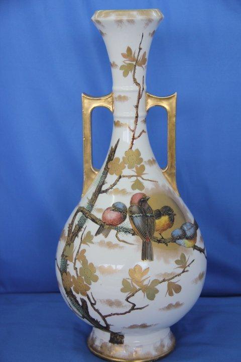 Royal Bonn Porcelain Vase