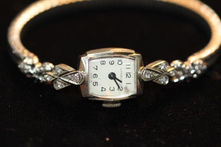Vintage Ladies Lyceum Watch