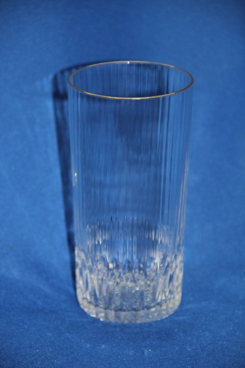 """Saint  Louis France Crystal Water Glasses - """"Apollo"""