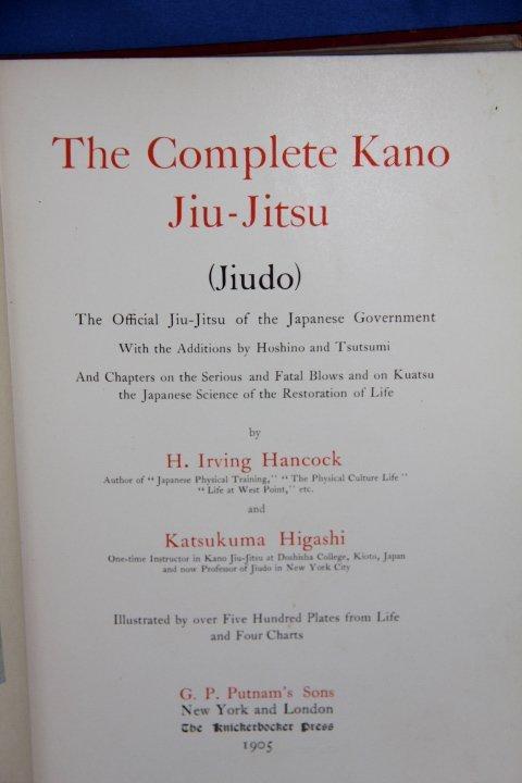 The Complete Kano Jiu-Jitsu - 3