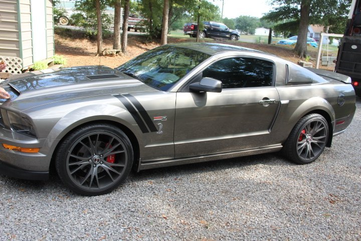 Car - Shelby Ford Mustang 2005