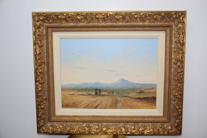 Peter M. Drewett Original Oil on Canvas