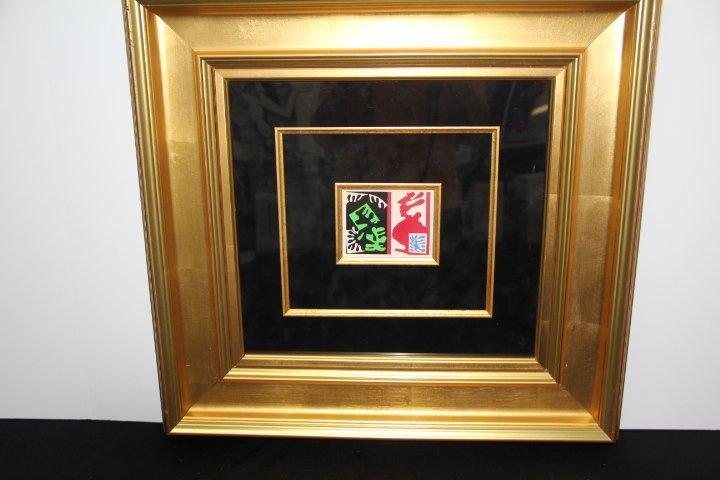 Henri Matisse Original Pochoir