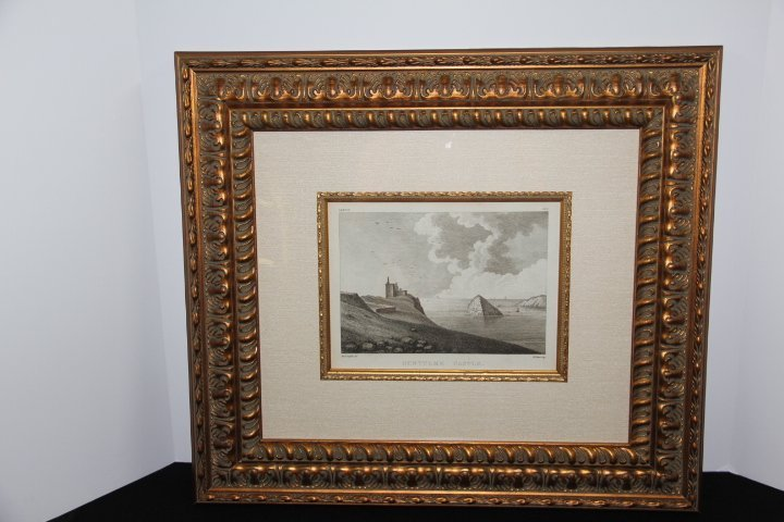 Moses Griffith Copper Plate Engraving