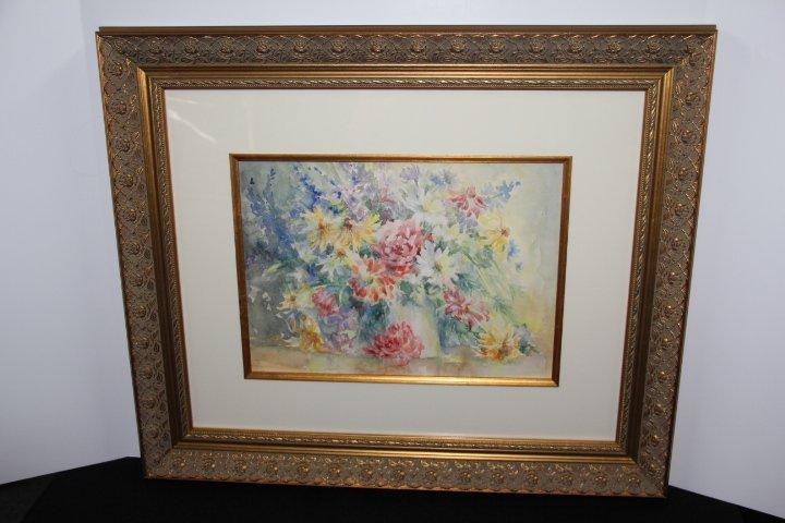 Penny Ward Original Watercolor