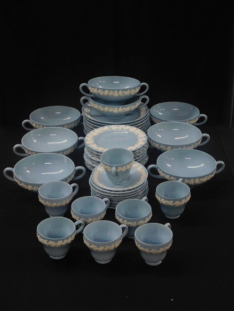 Wedgwood Queensware Dinnerware
