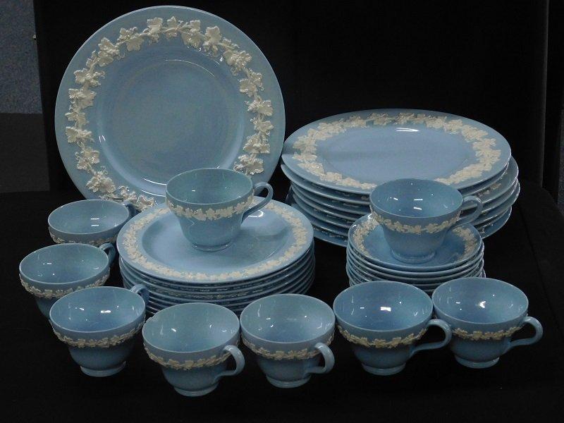 Wedgood Queensware Dinnerware