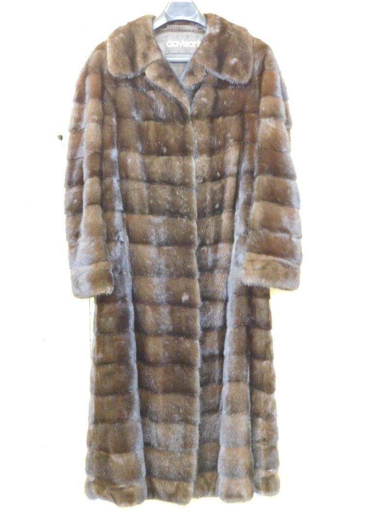 Vintage Ladies' Mink Coat