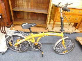Foldable Citizen Bike