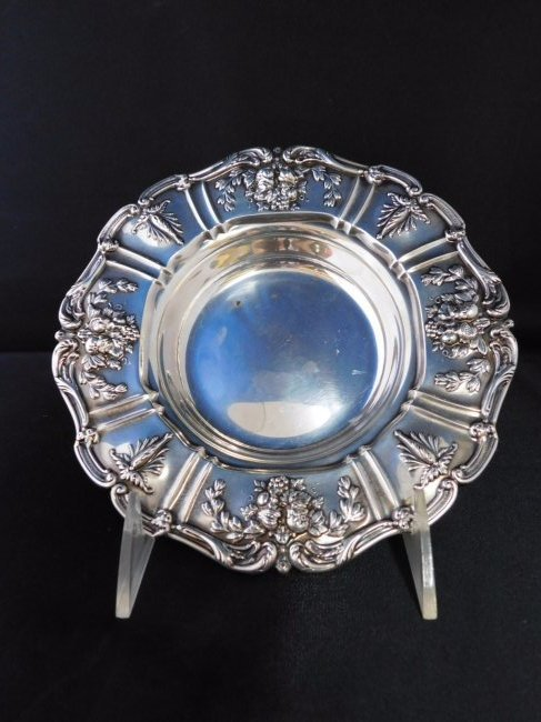 Reed and Barton Sterling Silver Bowl