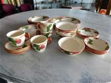 Franciscan Apple Dinnerware Set