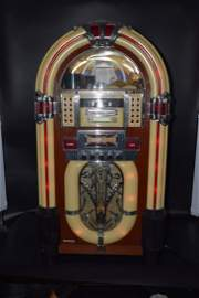 50's Rock n'Roll Juke Box