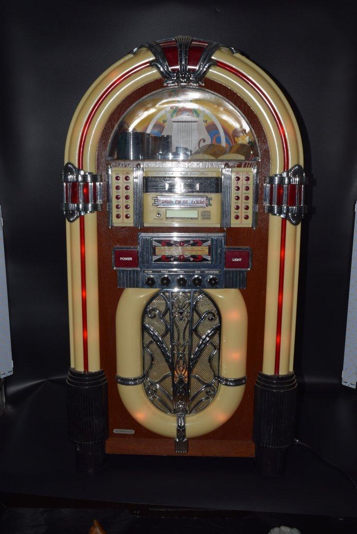 50's Rock n'Roll Juke Box