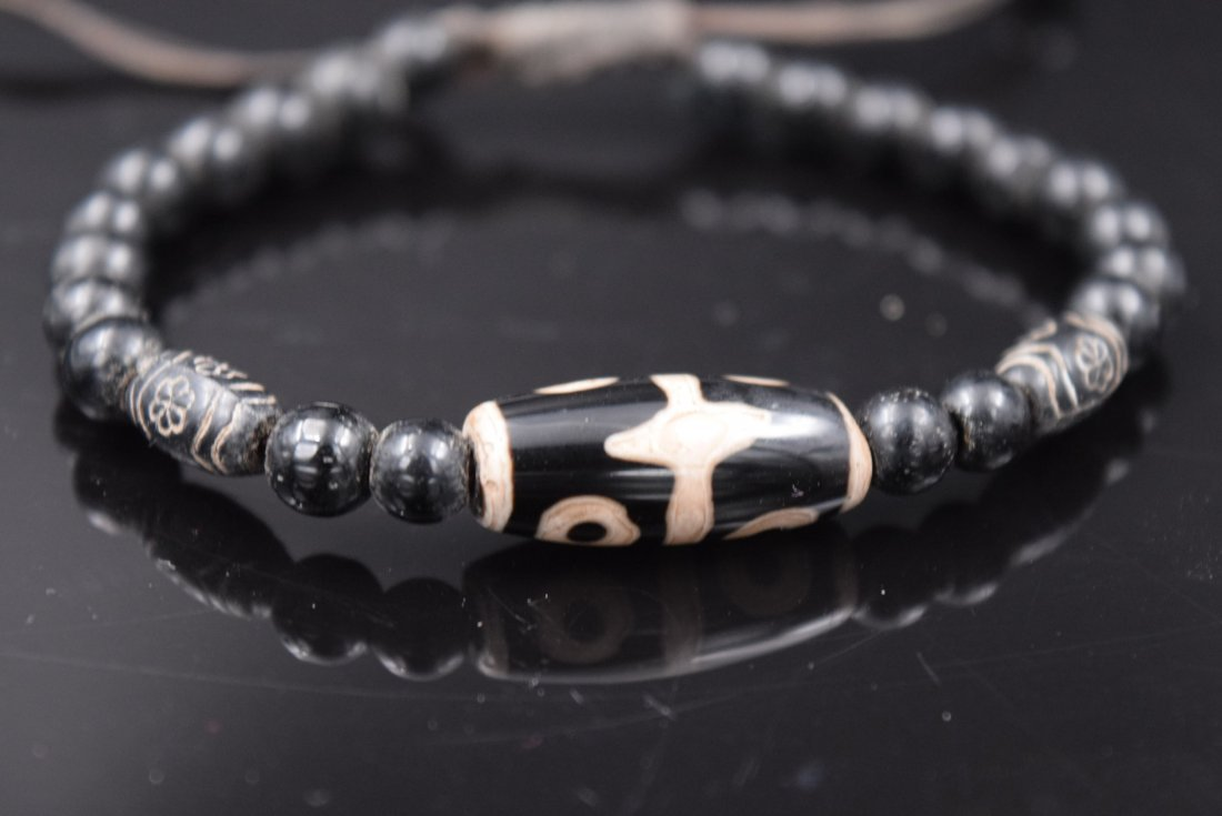 Chinese Prayer Bracelet