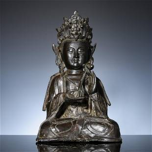 Guanyin statue in Ming dynasty