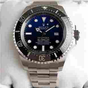 Rolex Oyster Perpetual Date Deep Sea Watch 116660
