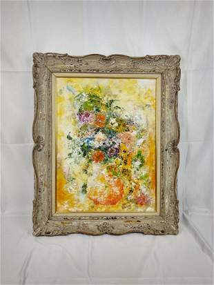 Original Painting/Oil on Canvas by Marion Kreissman