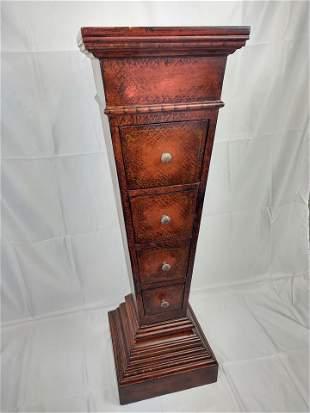 Pedestal Storage Stand