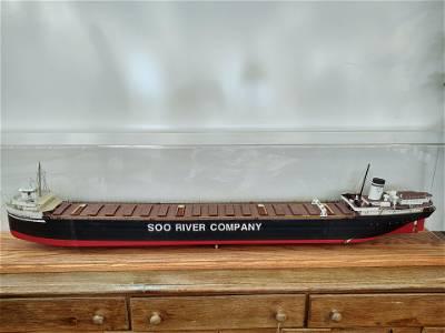SOO River Company Ship Replica/Model