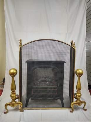 Fireplace Set