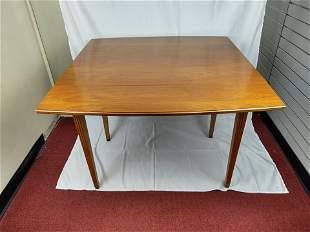 Mid-Century Modern Drop Leaf Side Table