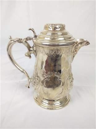 Tall Tea Pot